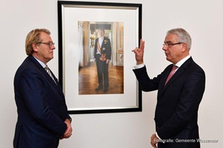 Burgemeester Frank Koen start als waarnemend burgemeester van Wassenaar