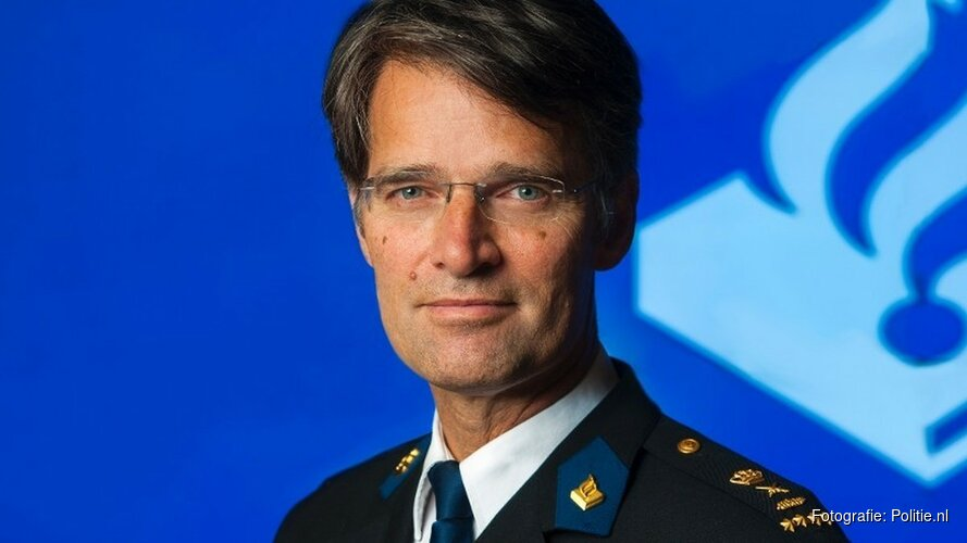 'Samenwerking tussen politie, burgers en bedrijven wordt steeds belangrijker'