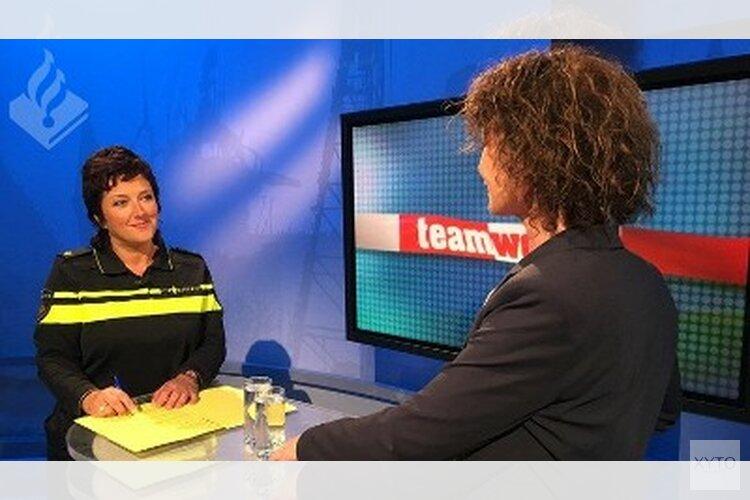 Getuigenoproep plofkraak Bodegraven in Team West