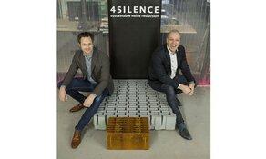 Provincies Noord- en Zuid-Holland testen samen slimme innovaties tegen geluidoverlast