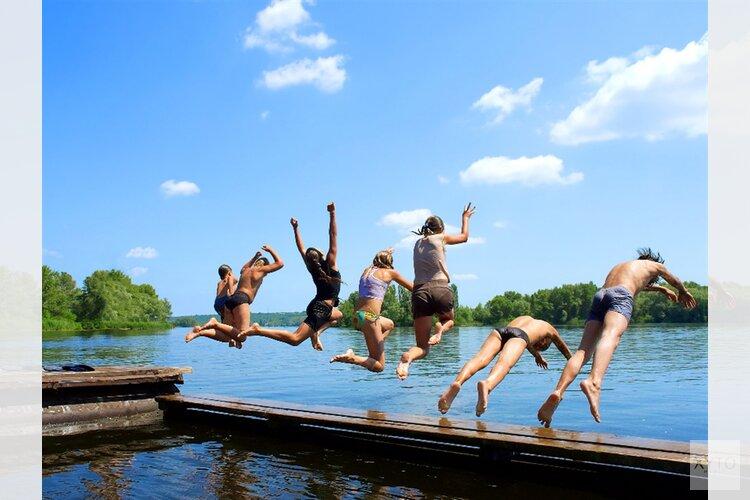 Zwemwaterlocaties Zuid-Holland vastgesteld voor zwemseizoen 2018