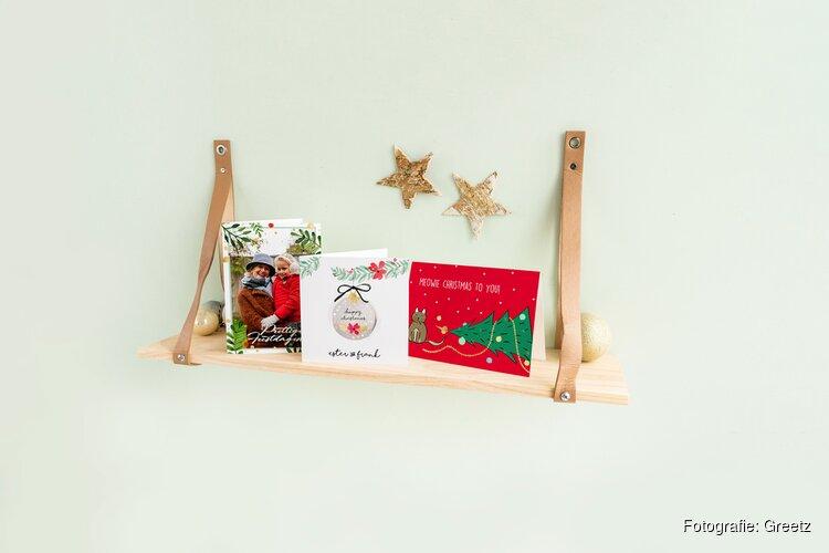 Kerstkaarten: Postbodes Amsterdam en Wassenaar krijgen het druk