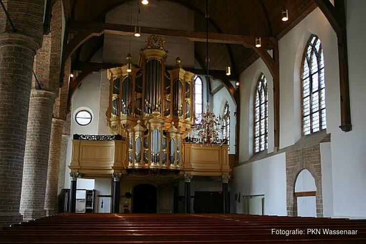 250 jarig jubileum Hinsz-orgel
