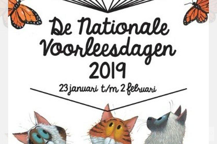 Nationale voorleesdagen in Bibliotheek Wassenaar