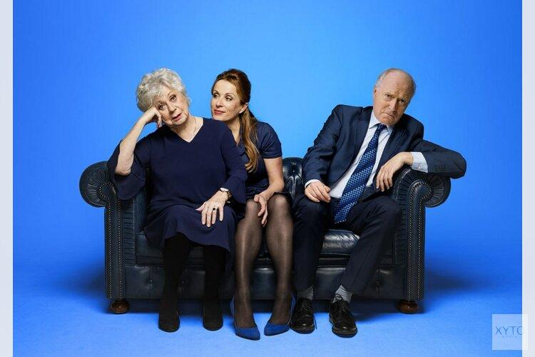 'Genoeg nu over jou', met Ingeborg Elzevier en Peter Tuinman