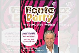 Foute Party met live: Dries Roelvink!