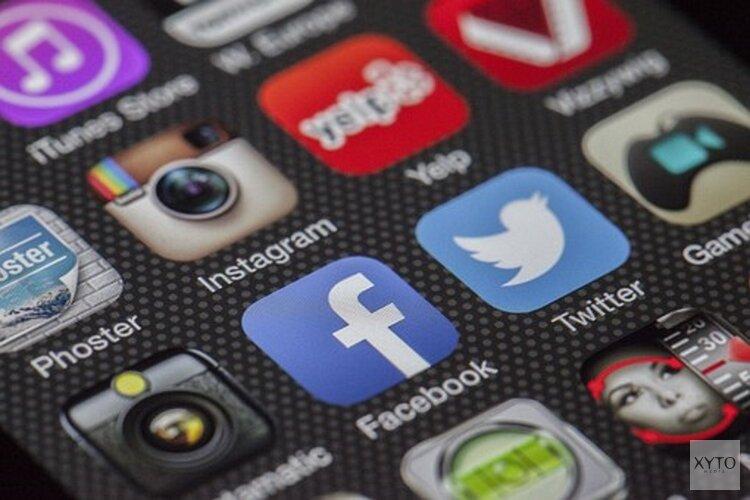 Grote storing Facebook en Instagram