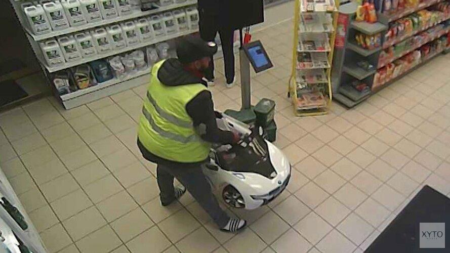 Wassenaar - Gezocht - Diefstal speelgoedauto