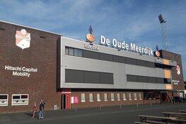 Flinke zeperd voor ADO Den Haag in Emmen