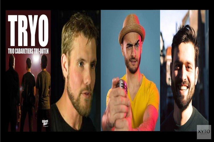 Tryo - Drie cabaretiers voor de prijs van één