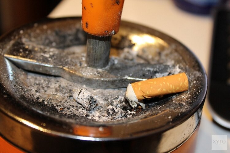 Verbod op rookruimtes vanaf april gehandhaafd