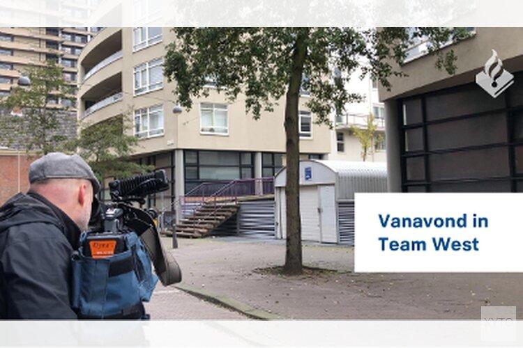 Woningoverval Lage Nieuwstraat in Team West