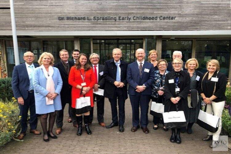 The American School (ASH) is een belangrijke partner in Wassenaar voor een veilig, groen en internationaal dorp