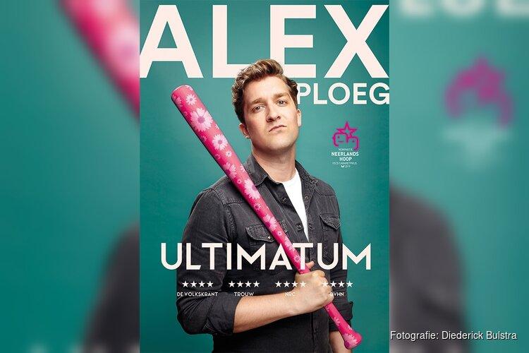 """""""ULTIMATUM"""" van Alex Ploeg getipt door Jochem Myjer"""