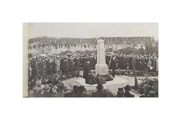 Holocaustherdenking maandag 27 januari op begraafplaats Persijnhof
