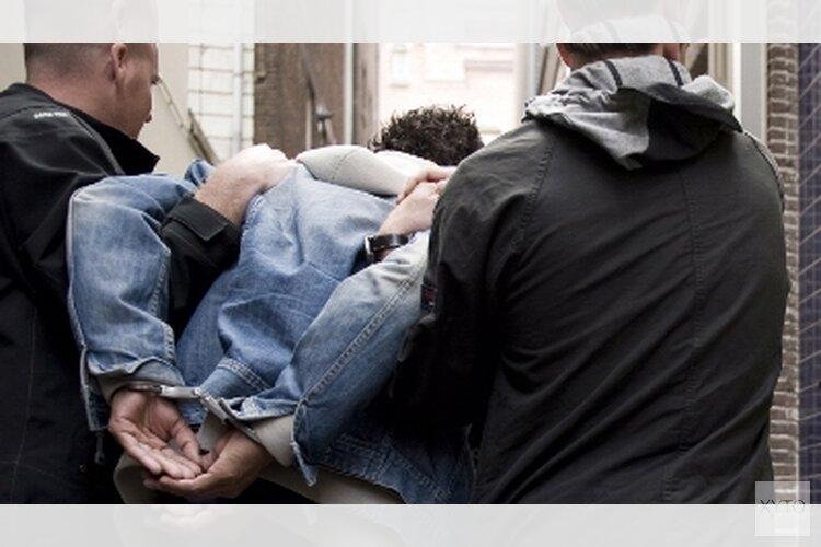 Drie inbrekers op heterdaad aangehouden
