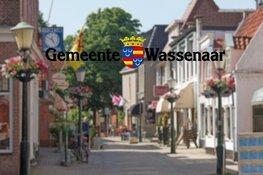 Dagboek uit de oorlog aangeboden aan het gemeentearchief Wassenaar