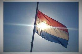 Aangepaste 4 mei herdenking in Wassenaar