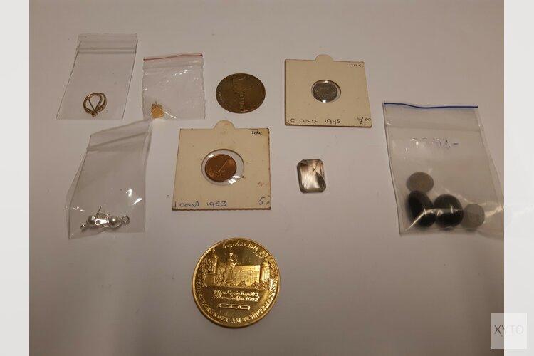 Wassenaar - Gezocht - Aantreffen sieraden Wassenaar