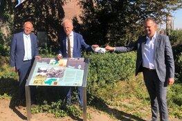 Herinneringsroute vliegveld Valkenburg geopend