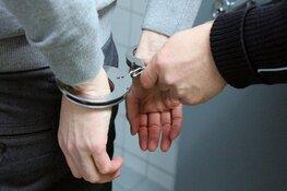 Heterdaad aanhouding na mishandeling Voorschoten