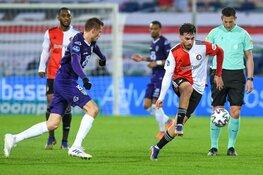 Feyenoord ondanks matige start tegen Heracles toch naar kwartfinale