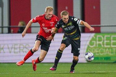 Helmond Sport houdt ADO Den Haag in toom